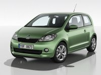 Test Škoda Citigo 1,0 CNG Green-tec na Autosalon TV Prima