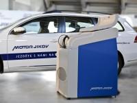 Motor Jikov usiluje o Uzbekistán