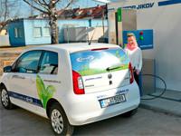 Centrální dispečink CNG stanic zajistí informace on-line