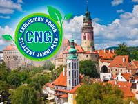 MOTOR JIKOV otevřel veřejnou CNG stanici<br> v Českém Krumlově