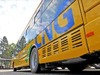 Českobudějovickou MHD  posílí autobusy na CNG