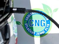 MOTOR JIKOV postavil na jihu Čech  již pátou veřejnou plnicí stanici CNG