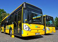 ČSAD AUTOBUSY Č. Budějovice jsou dalším jihočeským dopravcem, který provozuje autobusy na CNG