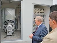 MOTOR JIKOV postavil pro DB Schenker velkou CNG plnící stanici