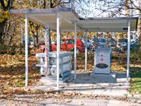 První instalace plnící technologie CNG MJ Variant ve Slovinsku