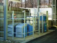 Realizace další vnitropodnikové CNG plnicí stanice