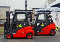 Vysokozdvižné vozíky v častolovickém Isoveru přechází na CNG