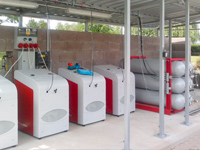 Linde Material Handling hlásí tři miliony najetých kilometrů s CNG