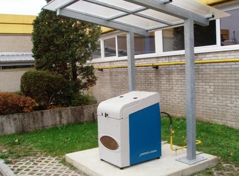 Instalace MJ05 - Energetika Ljublania - Slovinsko