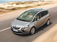 Opel Zafira Tourer CNG