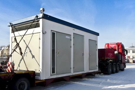 Instalace veřejné CNG stanice v Písku