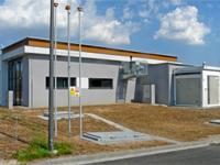 Nová veřejná čerpací stanice pohonných hmot včetně CNG ve Zruči nad Sázavou