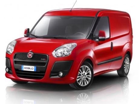 Fiat Doblo VAN 1.4 T-JET CNG