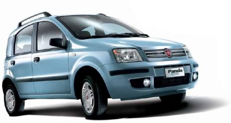 Fiat Panda 1.4 CNG