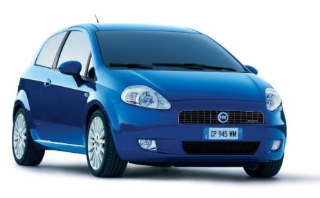Fiat Punto Evo 1.4 8V Natural power