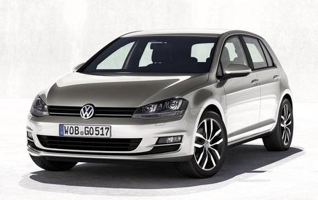 VW Golf TSI CNG