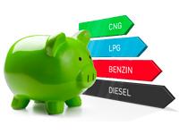 Pochyby o ekologickém přínosu CNG jsou zcestné