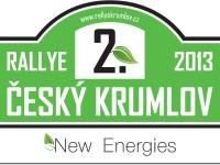 2. ročník NEW ENERGIES Rallye Český Krumlov 2013