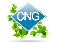 Vozy na CNG mají řádově nižší emise oxidů dusíku