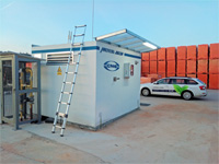 Výrobce cihel Heluz spoléhá na plnicí stanice CNG z MOTORU JIKOV