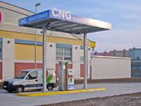 Česká pošta s.p. již tankuje CNG ve svém areálu v Plzni