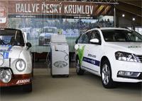 Mobil salon s prvky CNG od MOTOR JIKOV
