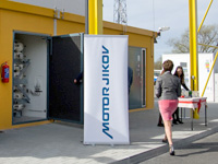Po třech letech bude MOTOR JIKOV opět stavět veřejnou stanici v Českých Budějovicích